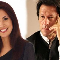 Imran Khan and Reham