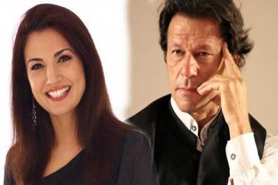 Imran Khan and Reham