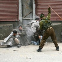 Indian Police Brutality