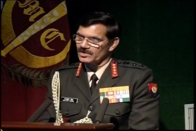 India's Army Chief