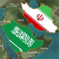 Iran and Saudi Arabia