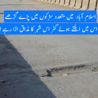 Islamabad-Roads