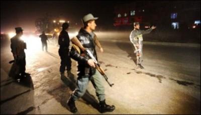 Kabul Attack Russian Embassy