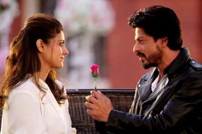 Kajol and Shah Rukh
