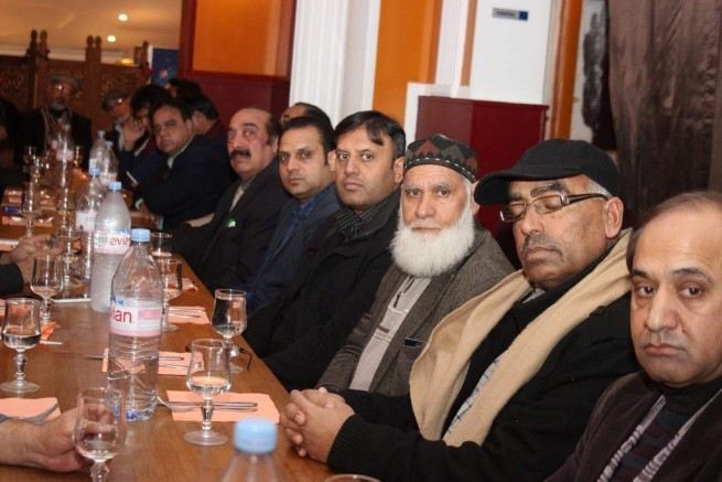 Kamran Yousuf Ghuman Community Honor Dinner