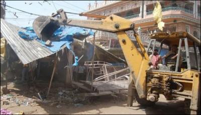 Karachi Encroachment