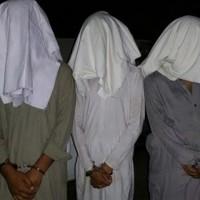 Karachi Terrorist Arrested