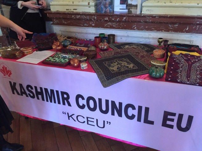 Kashmir Council Exhibtion Conference