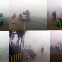 Khairpur Nathan Shah, Dhund Ka Raaj, Traffic Mutasir