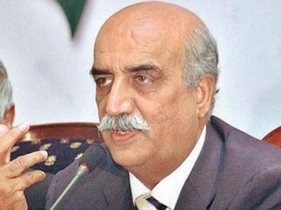 Khursheed Shah,