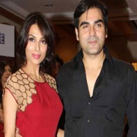 Malaika Arora and Arbaz Khan