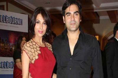 Malaika Arora and Arbaz Khan