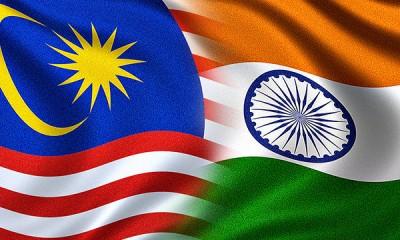 Malaysia and India