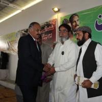 Malik Iqbal Awan,Abdul Qayyum Malik,Meeting