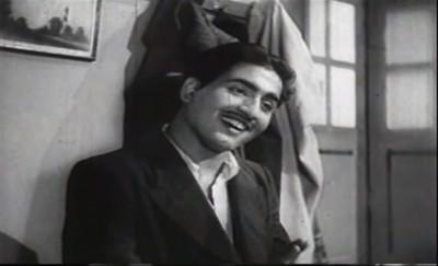 Mohammed Rafi in Jugnu - 1947 (Screenshot) song 2