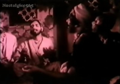 Mohammed Rafi in Laila Majnu - 1945 (Screenshot)
