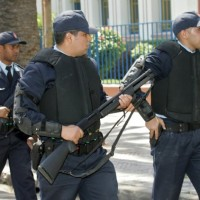 Moroccan Security Forces