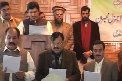 Municipal Representatives Oath