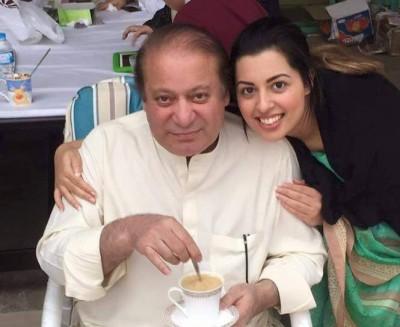 Nawaz Sharif Granddaughter