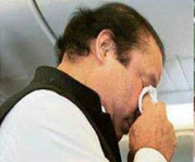 Nawaz Sharif Tear