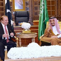 Nawaz Sharif and King Salman Met