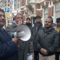 Netherlands Belgium Pakistani Christians Inhuman Treatment Against Demonstrate