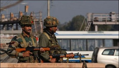 New Delhi, Air Base Attack