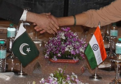 Pak India Negotiations