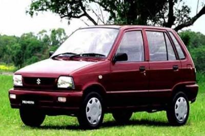 Pak Suzuki Motor, Car