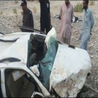 Pakistan Baluchistan -Mastung Accident
