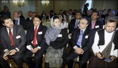 Pakistan -Islamabad- Afghan Peace Talks