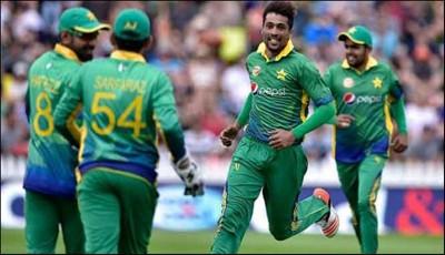 Pakistan New Zealand Final One Day