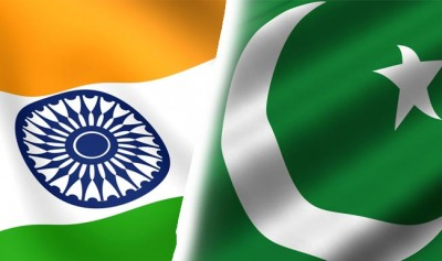 Pakistan and India
