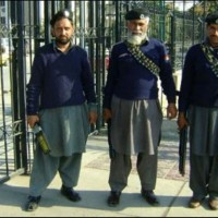 Pakistan kpk Universities Security