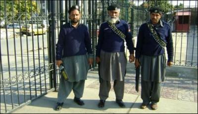 Pakistan kpk Universities Security