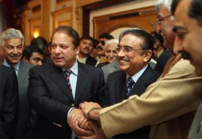 Pakistani rulers