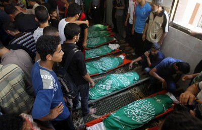 Palestinian Families Killing