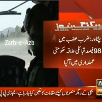 Peshawar,Zarb e Azb– Breaking News – Geo
