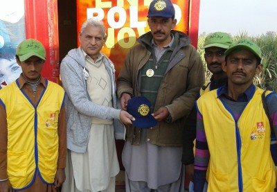 Polio Workers