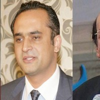 Qaim Ali Shah, Imran Zafar and Rehnuma Abdul Aziz Junejo