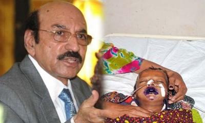 Qaim Ali Shah and Thar Children Dies