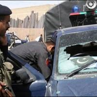 Quetta Police Van Blast