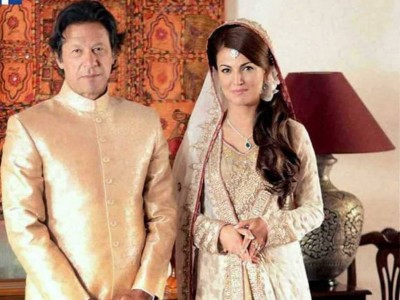 Reham Khan, Imran Khan Wedding