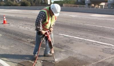 Repairing the Roads Damage