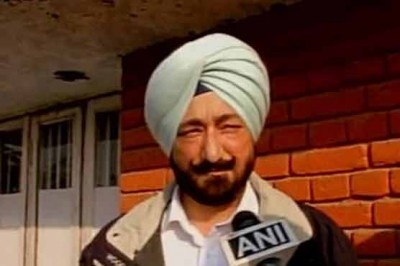 SP Salwinder Singh