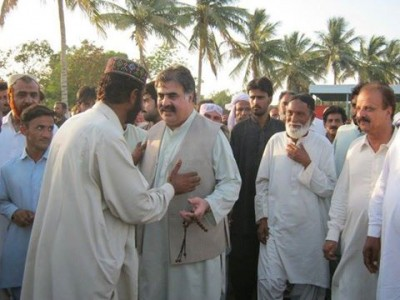 Sanaullah Khan Zehri