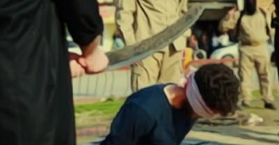 Saudi Arabia Beheaded