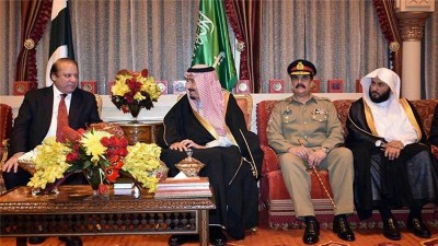 Saudi Arabia's Pakistani leadership