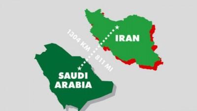Saudi , Iran