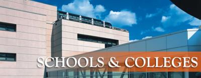 Schools, colleges